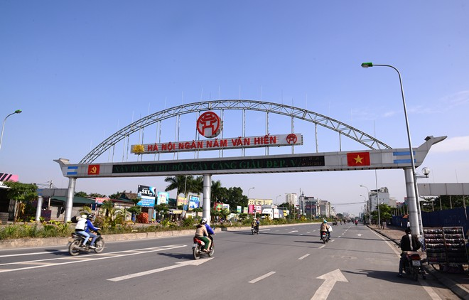 Bảng giá đất thuộc địa bàn huyện Quốc Oai năm 2011