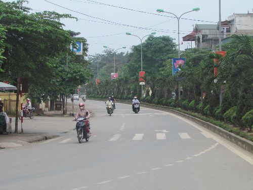 Bảng giá đất thuộc địa bàn huyện Thạch Thất năm 2011