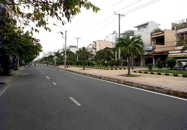 Bảng giá đất thuộc địa bàn Quận Tân Phú TP Hồ Chí Minh năm 2011