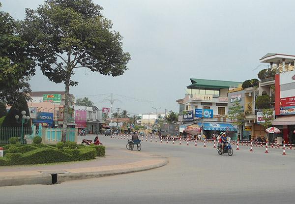 Bảng giá đất thuộc địa bàn Quận Ô Môn cần thơ năm 2013