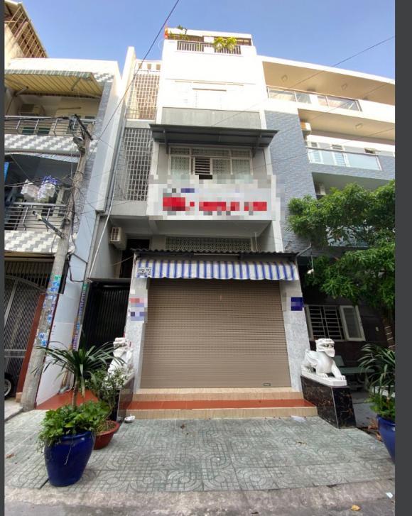 BÁN NHÀ 5 TẦNG 132.63M2 BTCT QUẬN TÂN  PHÚ, TPHCM.  phường Tân Quý, quận Tân Phú, tp HCM - Ảnh chính