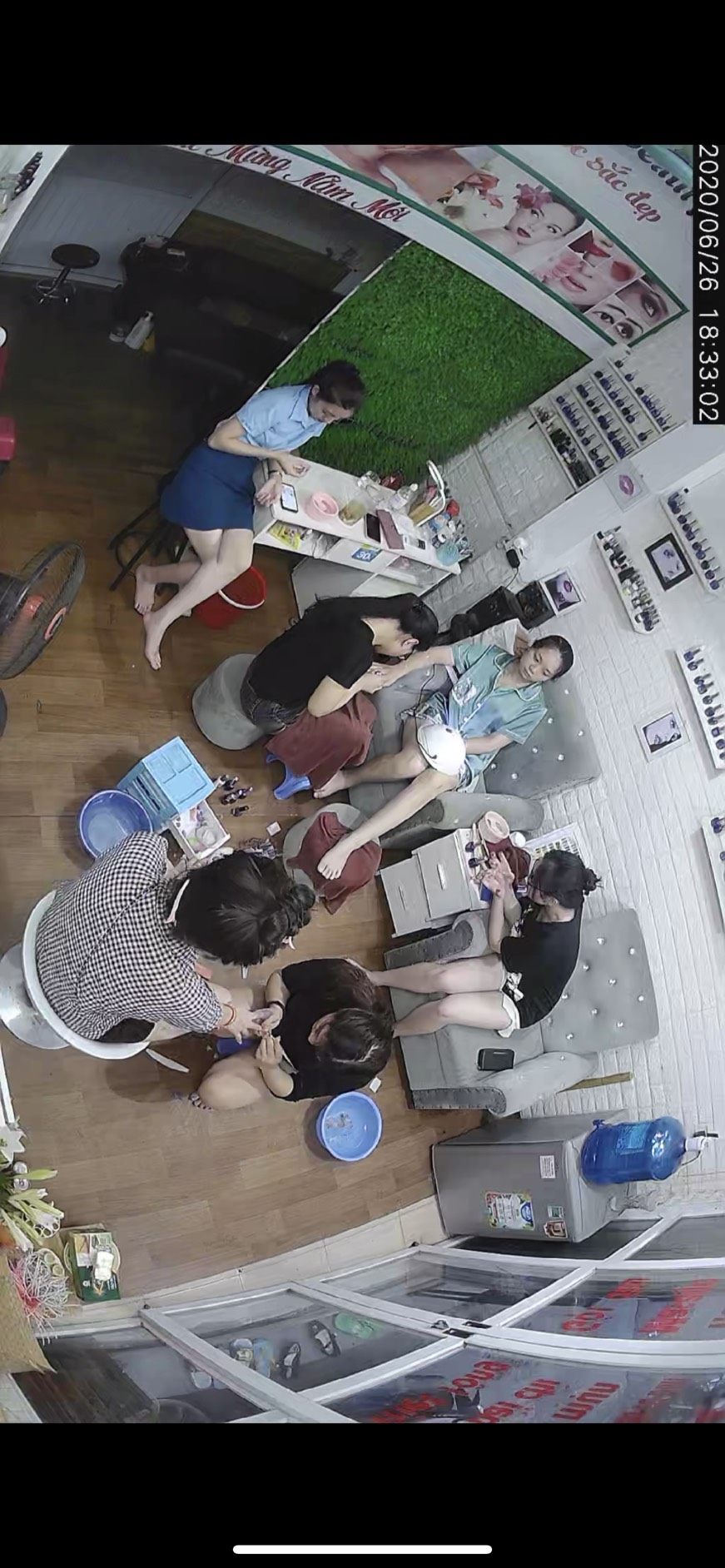 Chính chủ sang nhượng cửa hàng nail mi spa số 63 Trần Quốc Vượng, Cầu Giấy, Hà Nội - Ảnh 4