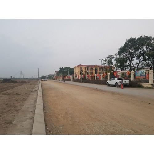 Chính chủ cần bán lô đất mặt đường kinh doanh tại xã Hòa Phong, thị xã Mỹ Hào, tỉnh Hưng Yên - Ảnh chính