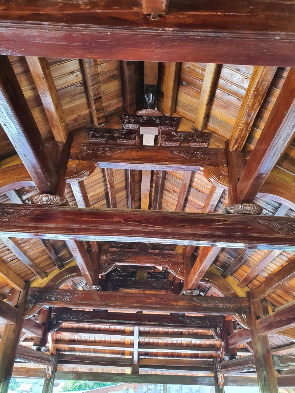 Cần Bán Căn Nhà Gỗ Táu sến.. đường kính cột 35 đến 37 - Cát Tiên Tỉnh Lâm Đồng - Ảnh 1