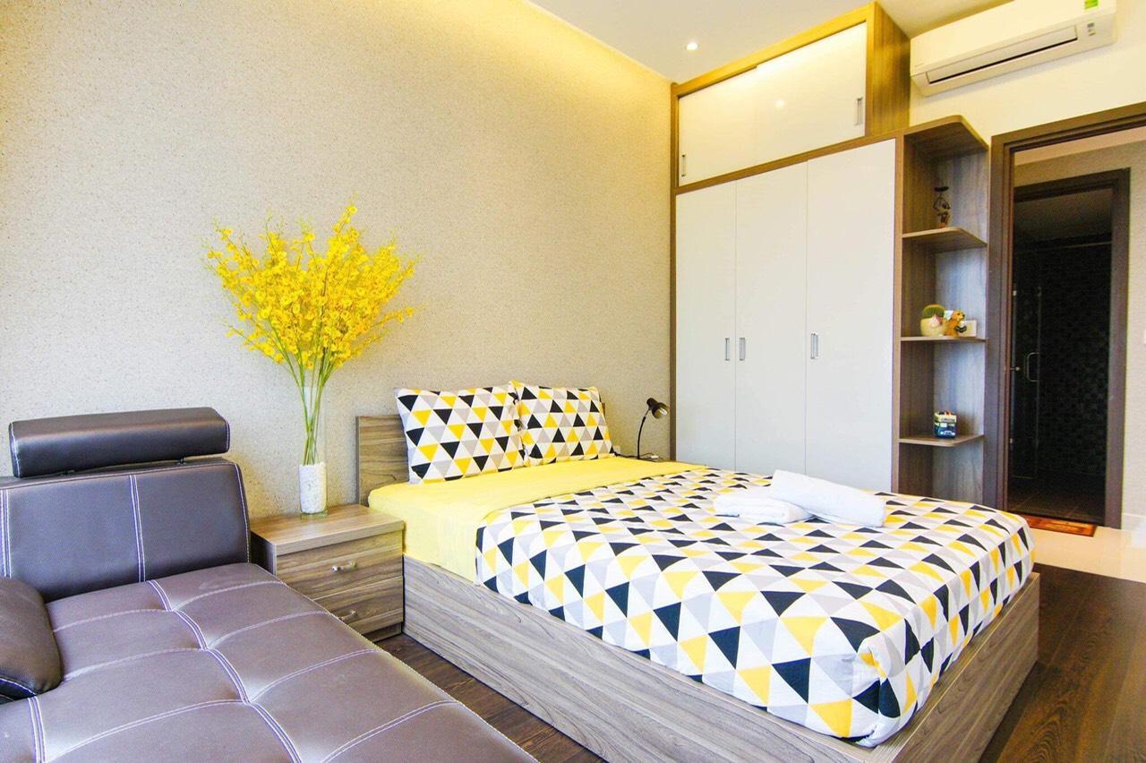 Cần cho thuê căn hộ TRESOR quận 4, 2pn-2wc giá 17 triệu bao phí. - Ảnh 2