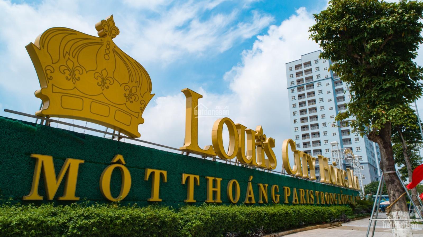 Chính chủ cần bán căn hộ liền kề/shophouse Tại dự án Louis City Hoàng Mai. - Ảnh 3