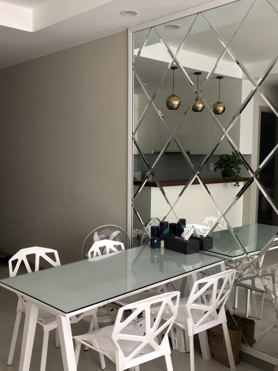 Căn hộ Tresor bến Vân Đồn Q4 lầu cao, view cực đẹp cần cho thuê, 65m2, giá thuê 15tr - Ảnh 3