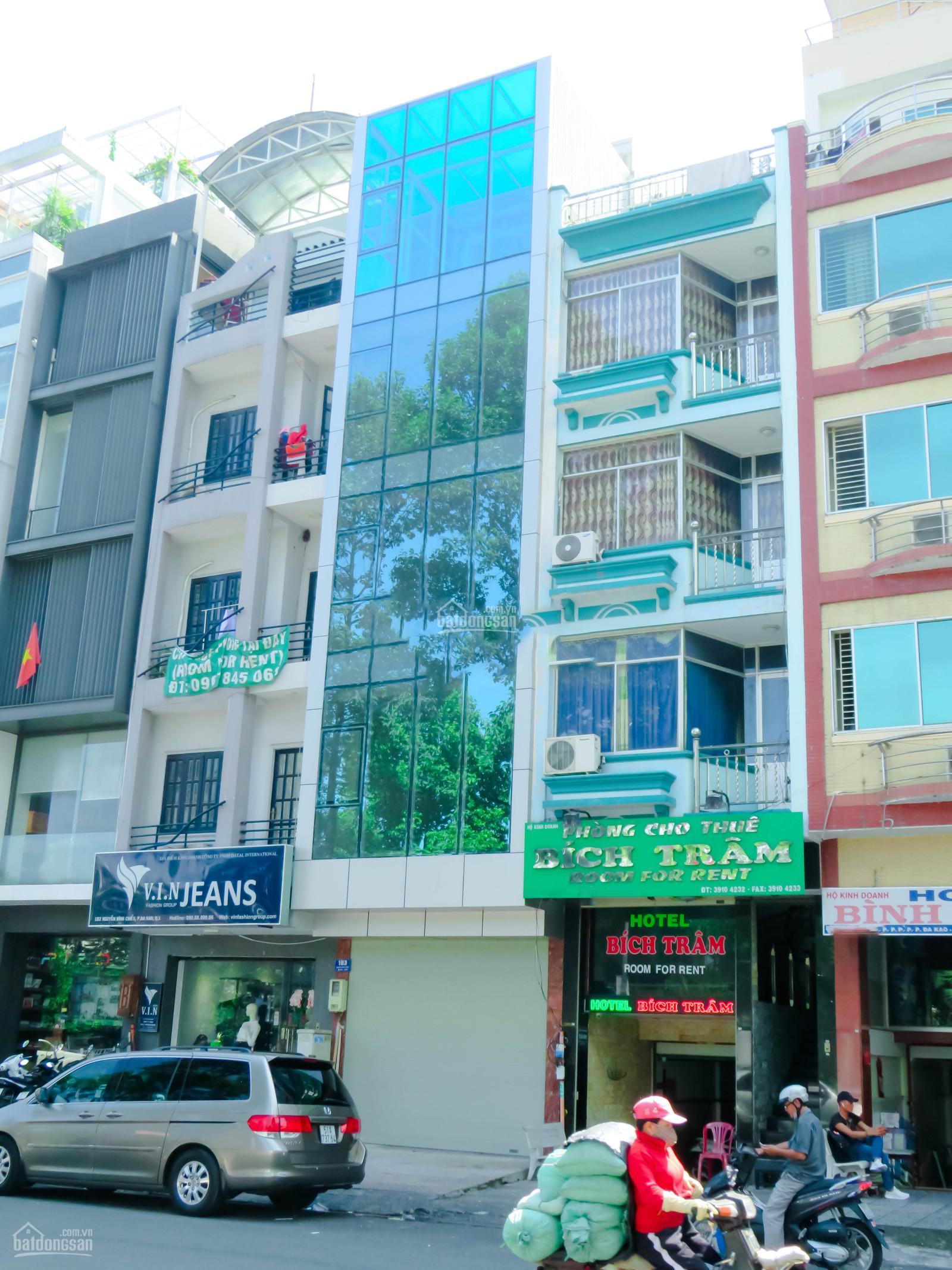 Bán nhà MT Trần Quang Khải,Quận 1.DT :4x24m, 6 lầu, thang máy giá 29 tỷ thương lượng.LH : 0907618177 - Ảnh chính