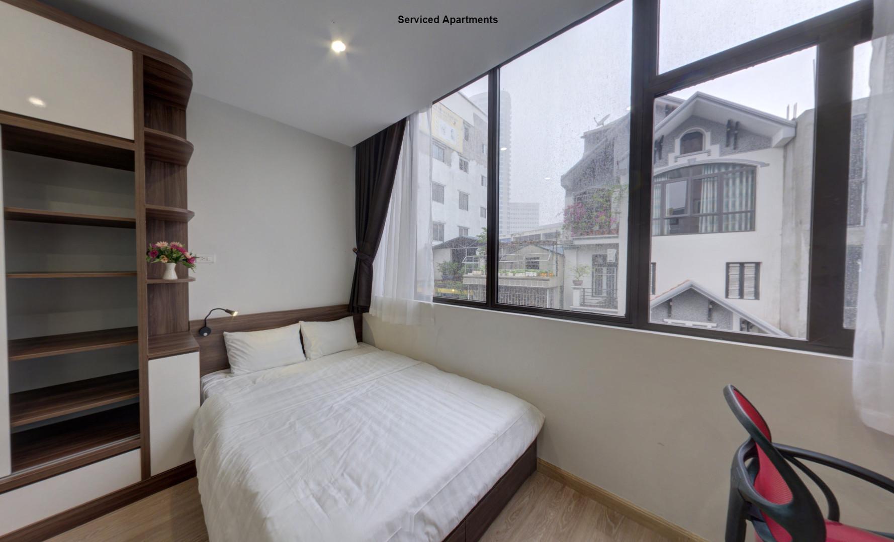 Miễn phí 3 tháng tiền điện, cho thuê CHDV mới đẹp ở gần IPH Thiên đường dành cho khách độc thân tại - Ảnh chính