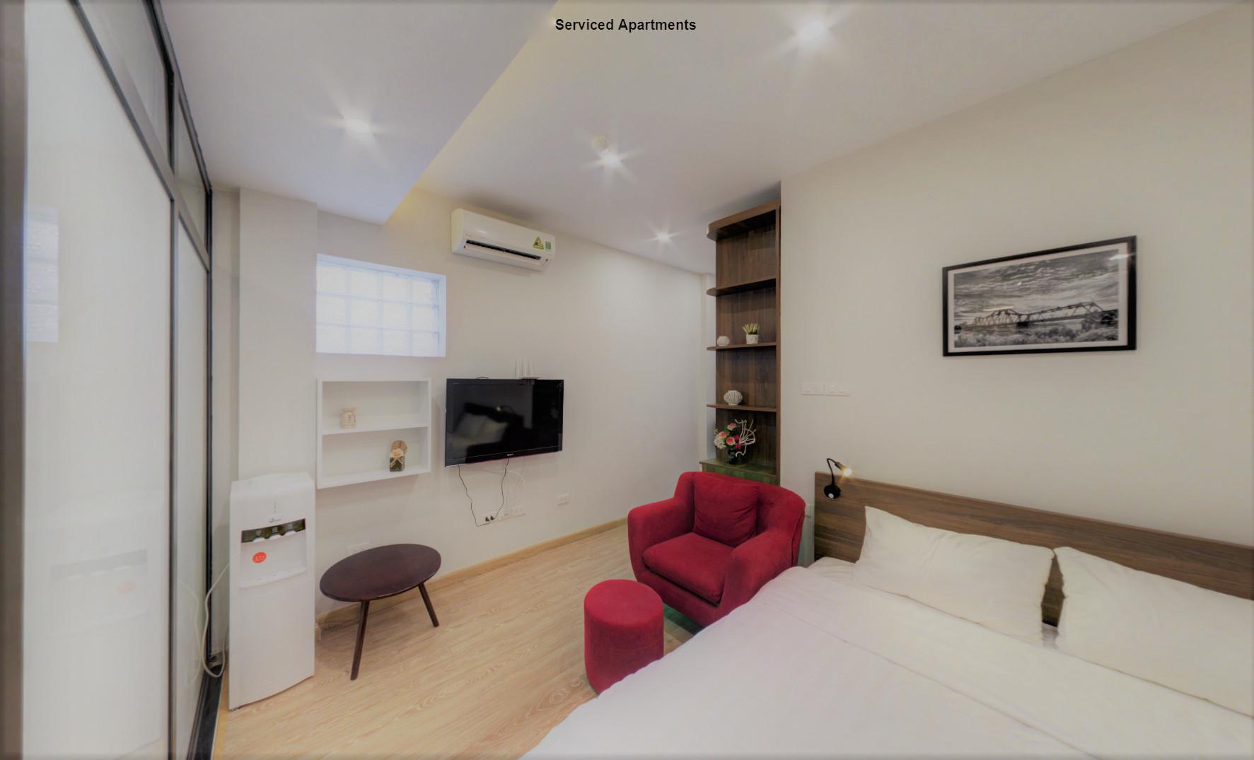 Miễn phí 3 tháng tiền điện, cho thuê CHDV mới đẹp ở gần IPH Thiên đường dành cho khách độc thân tại - Ảnh 3