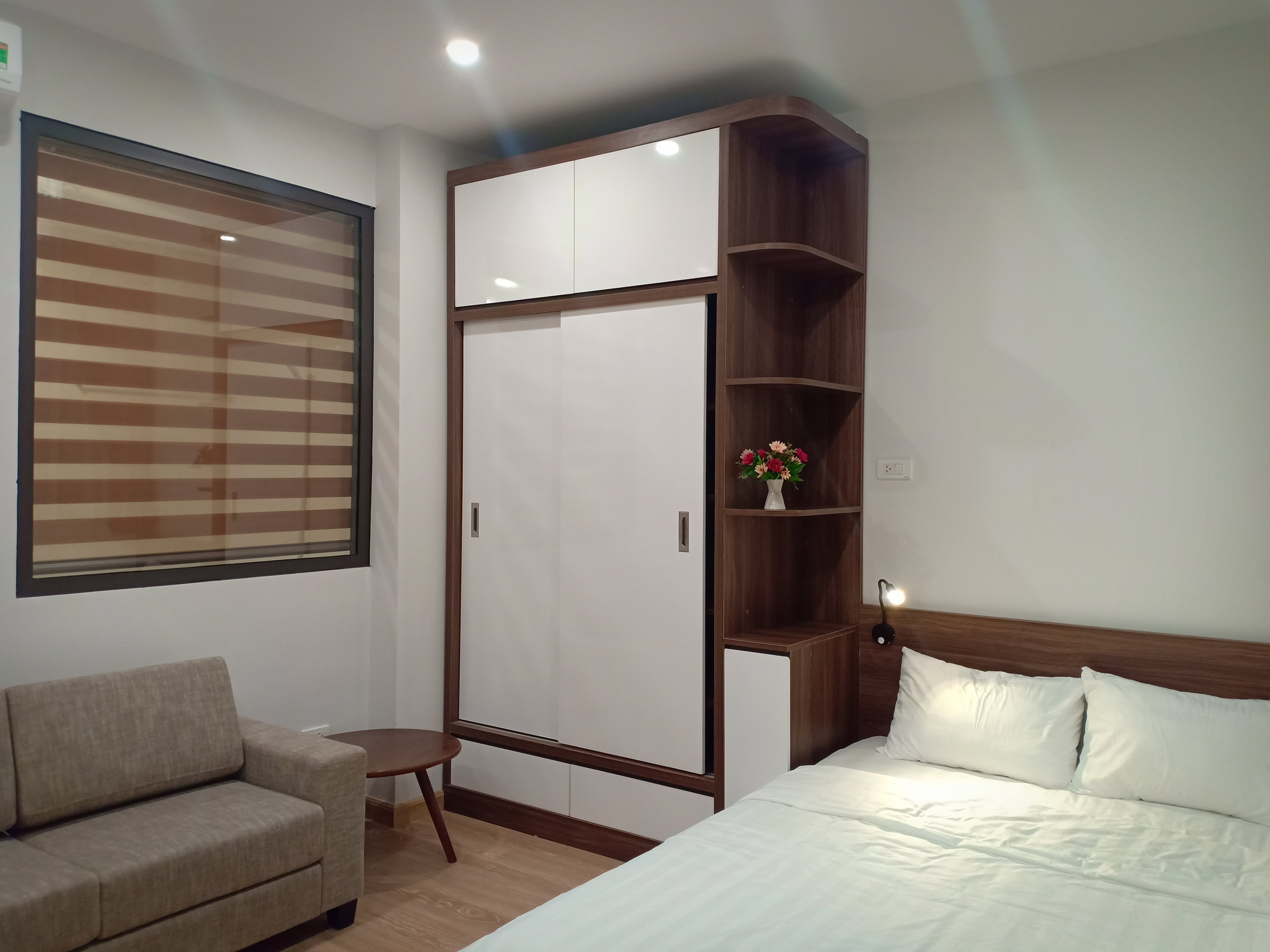 Miễn phí 3 tháng tiền điện, cho thuê CHDV mới đẹp ở gần IPH Thiên đường dành cho khách độc thân tại - Ảnh 2