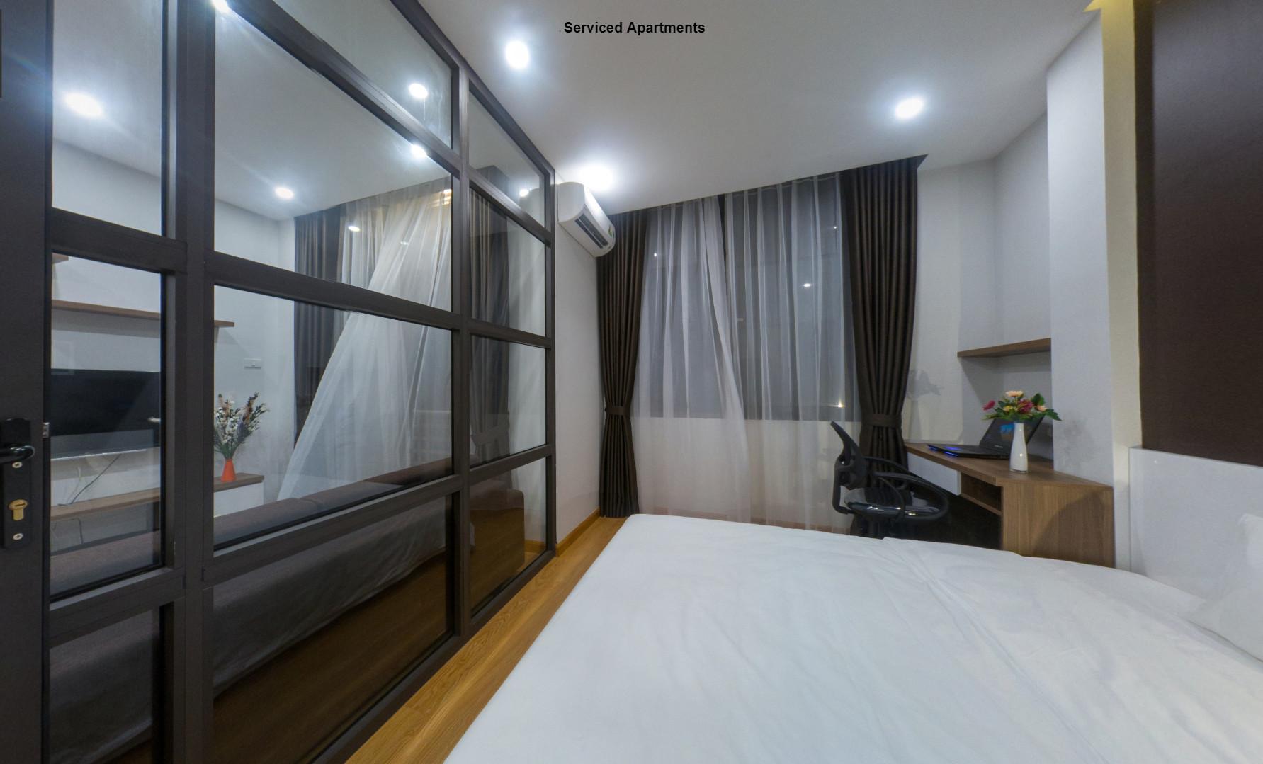 Miễn phí 3 tháng tiền điện, cho thuê CHDV mới đẹp ở gần IPH Thiên đường dành cho khách độc thân tại - Ảnh 1