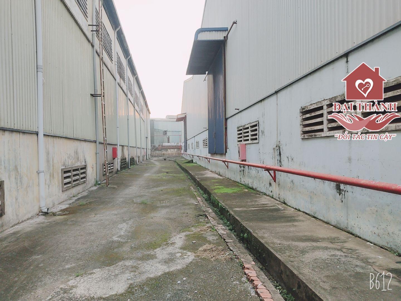 Cho thuê xưởng tại kp 8 Long Bình , Biên Hoà - Đồng Nai - Ảnh chính