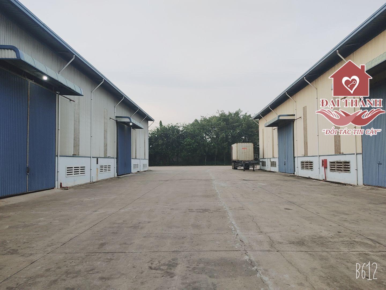Cho thuê xưởng tại kp 8 Long Bình , Biên Hoà - Đồng Nai - Ảnh 1