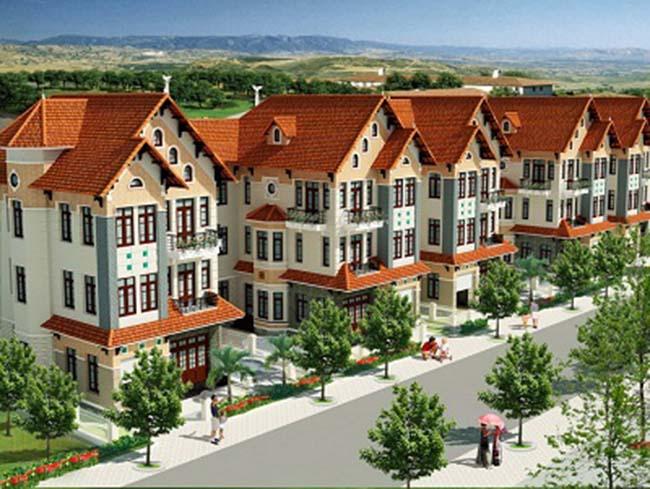 Khu đô thị mới Tùng Phương