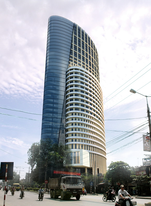 Ellipse Tower (City View)