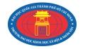 rường Đại học Khoa học Xã hội và Nhân văn TP Hồ Chí Minh