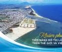 Dự án khu đô thị kết hợp thương mại dịch vụ và du lịch biển duy nhất tại Bình Thuận
