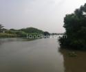 Đất mặt tiền view sông thị tính