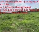 Chính chủ cần bán gấp đất vị trí đẹp tại Thị Trấn Tân Nghĩa Huyện Hàm Tân, tỉnh Bình Thuận