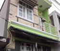 Nhà xây mới 2 lầu đúc thật 2 tấm đường Phan Văn Hớn quận 12