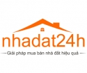 Cho thuê shophouse 24h Vạn Phúc, 4 căn thông nhau, DT 240m2/1 tầng, 4 tầng, MT 10m
