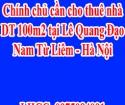 Chính chủ cần bán ngôi nhà 3 tầng khu 14, thị trấn Hùng Sơn, Lâm Thao, Phú Thọ