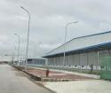 Cho thuê kho 1200m mặt QL5 chân cầu Thanh Trì giá siêu rẻ.
