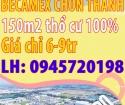 Mở bán khu phức hợp công nghiệp và đô thi Becamex Chơn Thành tỉnh Bình Phước.