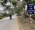 Bán đất mặt đường Xã Phú Cát - Quốc Oai - Hà Nội