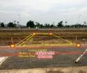 Đất Nền Sổ Đỏ KDC Hiện Hữu Sổ Đỏ Thổ Cư Full, Mặt Tiền ĐT830 Bến Lức