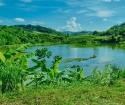 Lô đất nghỉ dưỡng rộng  hơn 1ha view hồ Cạn Thượng (hồ rộng hơn 10ha) địa chỉ tại sứ sở cam Cao