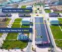 Đất nền dự án cho nhà đầu duy nhất đươc cấp phép ở Thạnh Phú