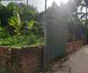 Tôi bán đất giá rẻ ở Thúy Lĩnh, Hoàng Mai, SĐCC RB, chỉ 1.4 tỷ
