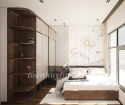 Cho thuê căn hộ Đà Nẵng - The Monarchy. Căn hộ rộng 85m2,2 PN, giá 15tr/thang