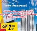 Chỉ 300tr sở hữu ngay căn hộ 2PN ngay trung tâm TP. Thuận An, Bình Dương