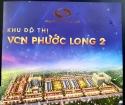 Bán lô góc đường lớn A3 đối diện công viên, VCN Phước Long 2, Nha Trang giá rẻ