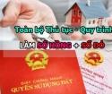 Nhận làm sổ đỏ trọn gói toàn tỉnh Hà Nam với giá cạnh tranh, mau chóng, uy tín. Tại 555 Lê Duẩn,