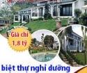 Chính chủ cần bán biệt thự nghỉ dưỡng tại dự án Ohara Villas & Resort Kỳ Sơn, Hòa Bình