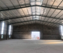Cho thuê kho xưởng 1700m2 tại cụm công nghiệp Phú Minh-Bắc Từ Liêm