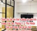 Chính chủ cần cho thuê 8 phòng trọ mặt tiền Hoàng Văn Thụ, Phường 9, Quận Phú Nhuận