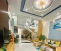 Bán nhà 80m2 mặt tiền 4.5m, mặt ngõ Nguyễn Sơn, oto vào nhà, Long Biên, 7 tỷ, 0818962345