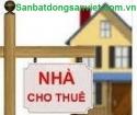 Cho thuê nhà số 45B7 Thành Công, 8tr, 0988574865