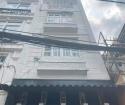 Hẻm xe hơi tránh 6m, 4 tầng, 28m2, Nguyễn Đình Chính, Phú Nhuận