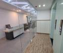 Cho thuê gấp tòa nhà phố Trần Thái Tông 1000m2 x 50m x 3 tầng, siêu đẹp