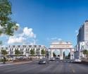 Bán 5 nền biệt thự views hồ cảnh quan 12ha tại trung tâm TP Cà Mau giá đầu tư giai đoạn 1