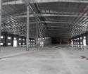 Cho thuê đất , kho nhà xưởng 2000m2-5000m2-20.000m2-38.000m2 tại KCN Đài Tư-Long Biên