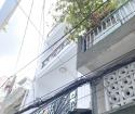 Nhà mới, đẹp, 3 tầng, hẻm Đặng Chất thông Dạ Nam P3 Q8