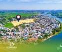 Khu dân cư Đông Yên, nằm ngay trung tâm hành chính xã Bình Dương