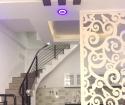 Nhà mới nở hậu 5.3m căn góc hẻm Hưng Phú P9Q8